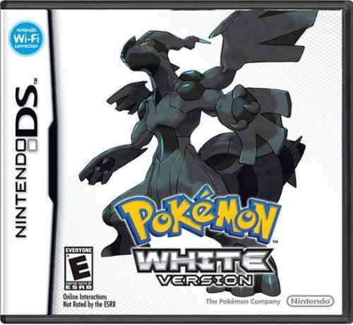 Pokemon White.- Nintendo DS