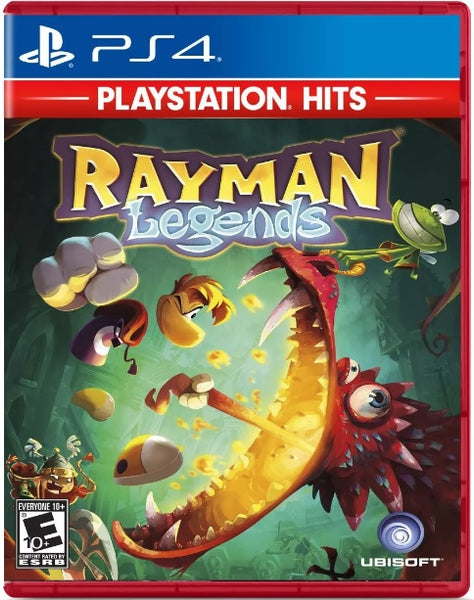 Rayman Legends .- PlayStation 4