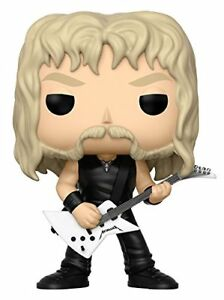 Funko Pop Rocks: James Hetfield  #57