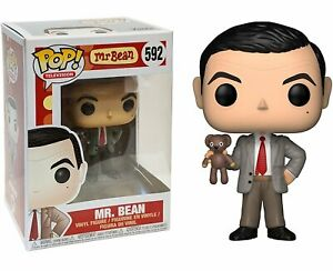 Funko Pop Television: Mr. Bean #592