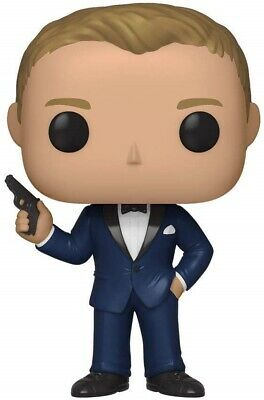 Funko Pop James Bond: Daniel Craig (Casino Royale)  #689