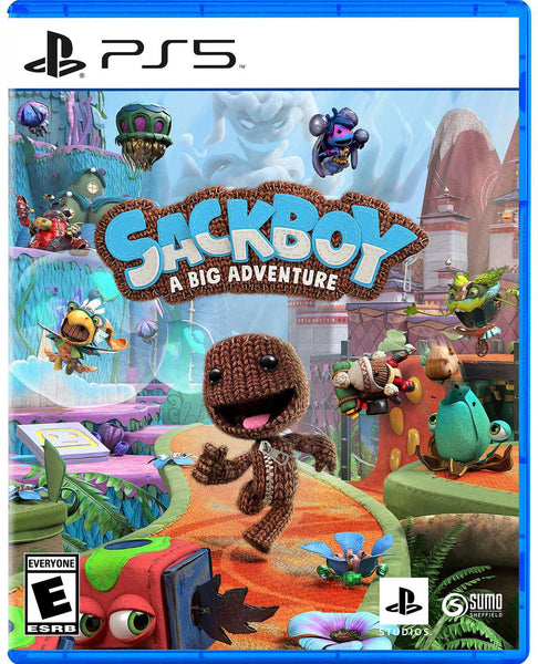 SACKBOY A BIG ADVENTURE PlayStation 5
