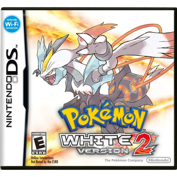 POKEMON WHITE 2.-DS