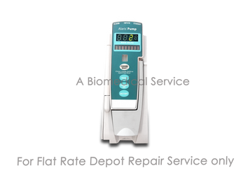 BioMedical-Alaris 8100 Infusion Pump Repair Service