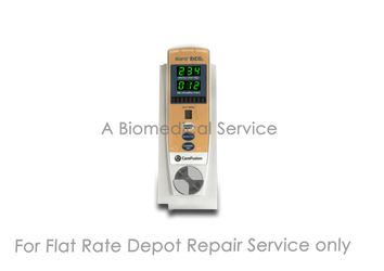 BioMedical-Alaris 8300 EtCo2 Infusion Pump Repair Service