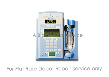 BioMedical-Alaris IVAC Signature Gold Series Infusion Pump Repair Service