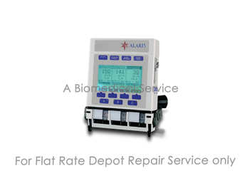 BioMedical-Carefusion Alaris BD MedSystem III (2860, 2863, 2865) Repair Service