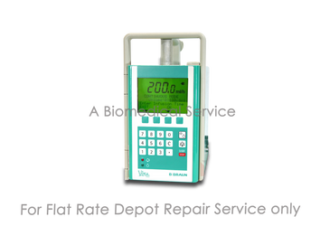 BioMedical-B. Braun Vista Basic Infusion Pump Repair Service