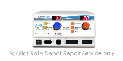 BioMedical-Bovie Aaron 1250 Repair Service