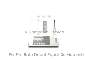 Burdick E350 EKG Repair Service