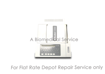 BioMedical-Burdick E350 EKG Repair Service