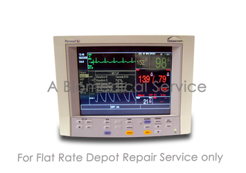 BioMedical-Mindray Datascope Passport XG Multi-parameter Patient Monitor Repair Service