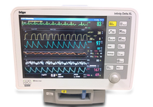 Load image into Gallery viewer, Drager Infinity Delta XL Patient Monitor