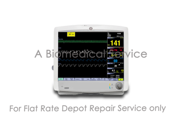 BioMedical-GE CARESCAPE B650 Patient Monitor Repair Service