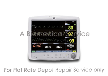 BioMedical-GE CARESCAPE B850 Patient Monitor Repair Service
