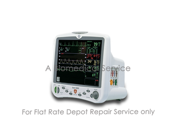 BioMedical-GE Dash 5000 Patient Monitor Repair Service