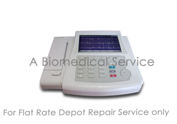 BioMedical-GE MAC 800 Resting ECG System Repair Service