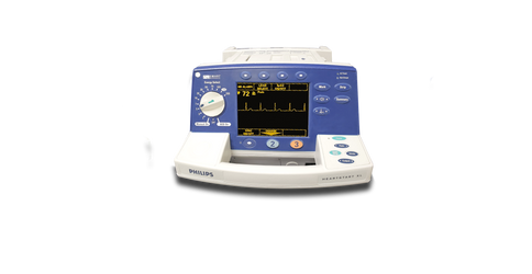 BioMedical-Philips HeartStart XL M4735A Defibrillator