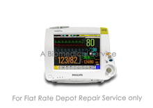 Load image into Gallery viewer, Philips IntelliVue MP20  Patient Monitor Repair Service