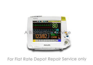 Philips IntelliVue MP20  Patient Monitor Repair Service