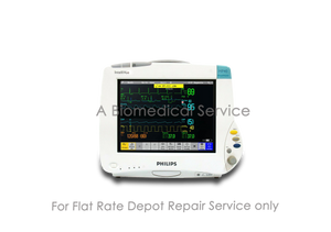 Philips Intellivue MP40 Patient Monitor Repair Service
