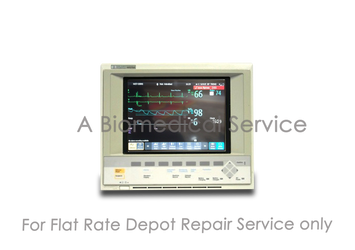BioMedical-Philips M1275A Patient Monitor Repair Service