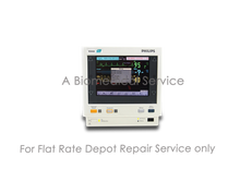 Load image into Gallery viewer, Philips M3046A M3 Patient Monitor Repair Service