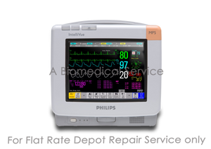 Philips IntelliVue MP5 Patient Monitor Repair Service