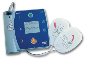 BioMedical-Philips HeartStart FR2+