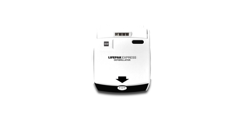 BioMedical-Physio Control Lifepak Express