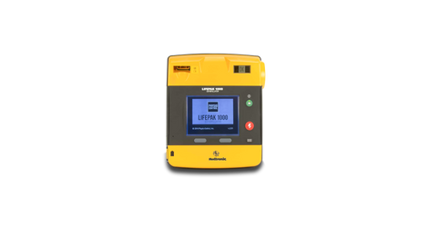 BioMedical-Physio Control Lifepak 1000 AED