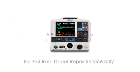 BioMedical-Physio Control Lifepak 20 Defibrillator Repair Service