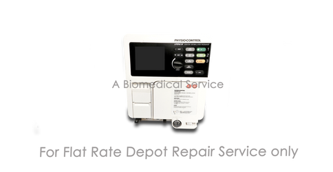 BioMedical-Physio Control Lifepak 9 Defibrillator Repair Service