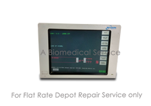 Load image into Gallery viewer, Spacelabs 90367 Ultraview 1030 Patient Monitor Bedside Monitor Repair Service