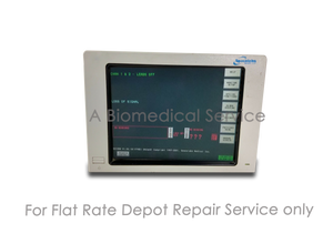 Spacelabs 90367 Ultraview 1030 Patient Monitor Bedside Monitor Repair Service