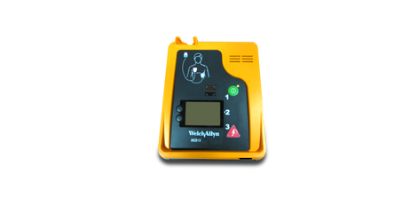 BioMedical-Welch Allyn AED 10