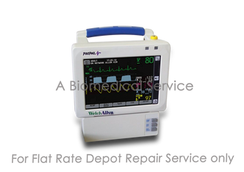 BioMedical-Welch Allyn Propaq CS 242 Patient Monitor Repair Service