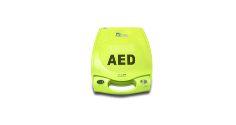 BioMedical-Zoll AED Plus Defibrillator