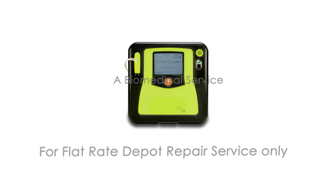 BioMedical-Zoll AED Pro Repair Service
