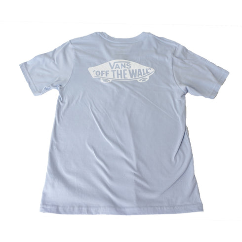 Vans Youth OTW Classic T-Shirt Heather White