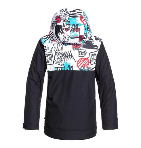 DC 2020 Youth Defy Jacket Ply Print