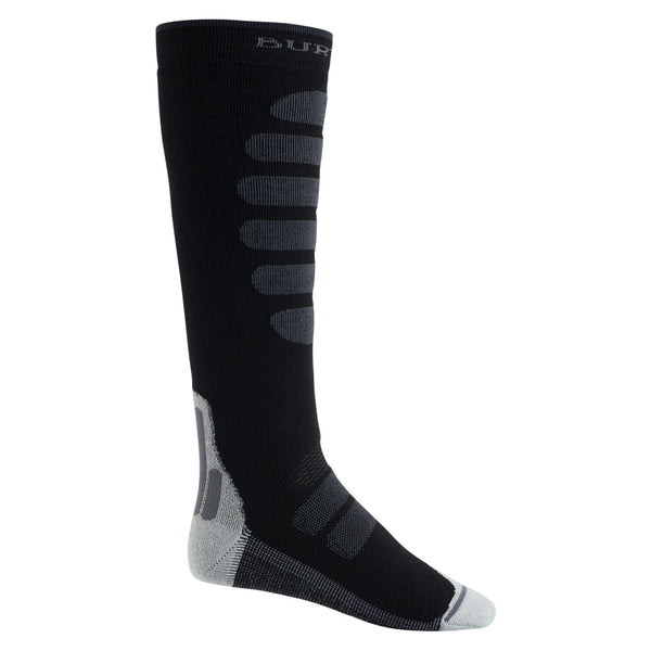 Burton Womens Performance + Midweight Sock True Black 2021
