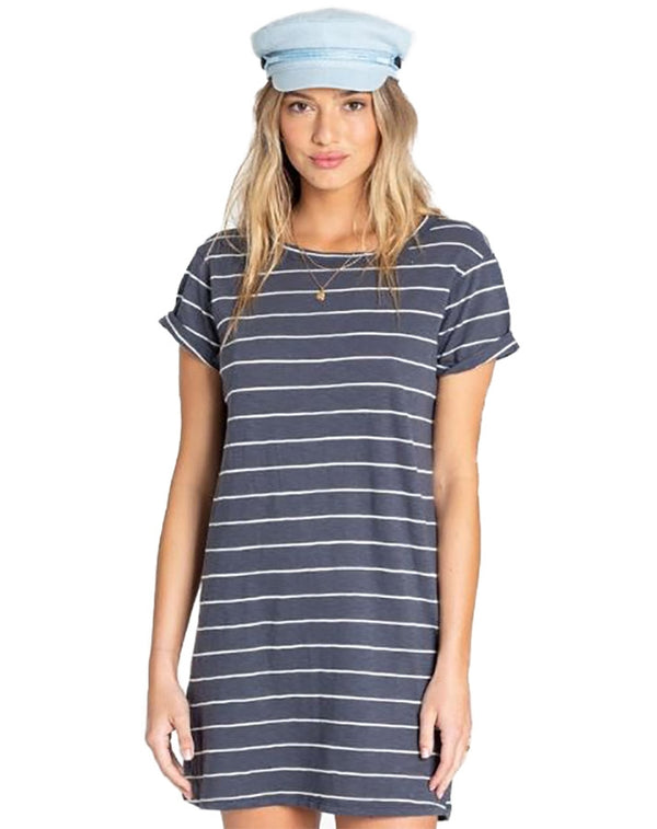 Billabong Women's Coast To Coast Dress Ink