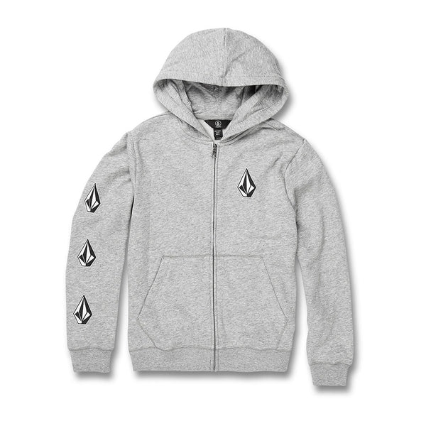 Volcom Youth Deadly Stones Zip Storm