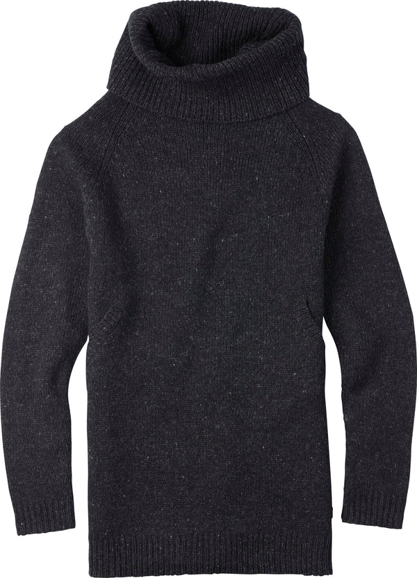 Burton Women's Avalanche Sweater Black Heather