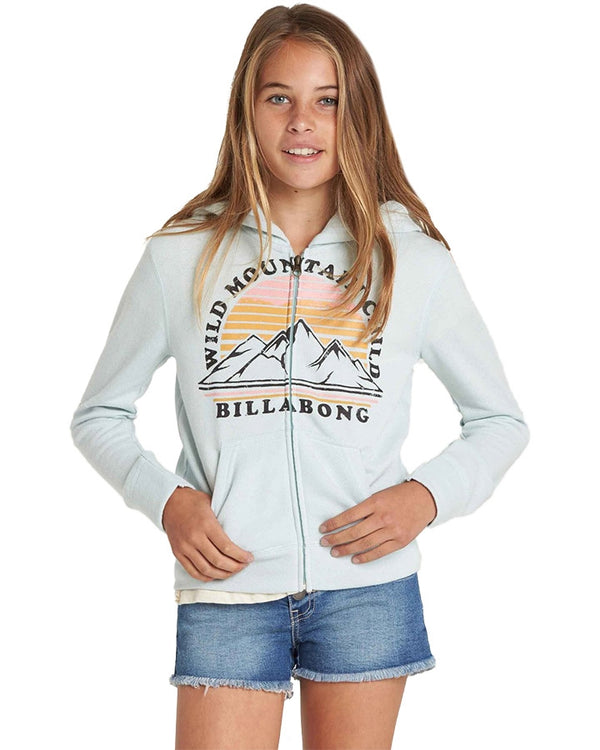 Billabong Youth Always It Zip Hood Rain Drop