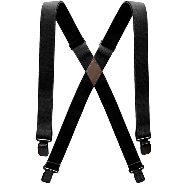 Arcade Youth Jessup Suspenders Black