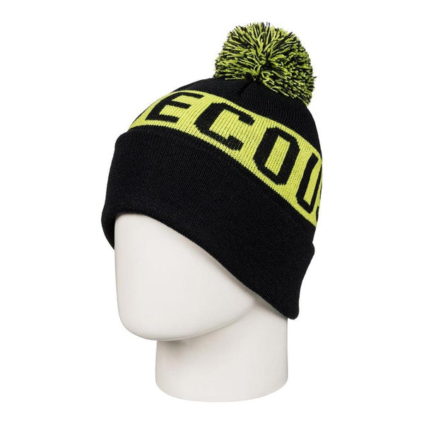DC 2018 Youth Chester Beanie Black
