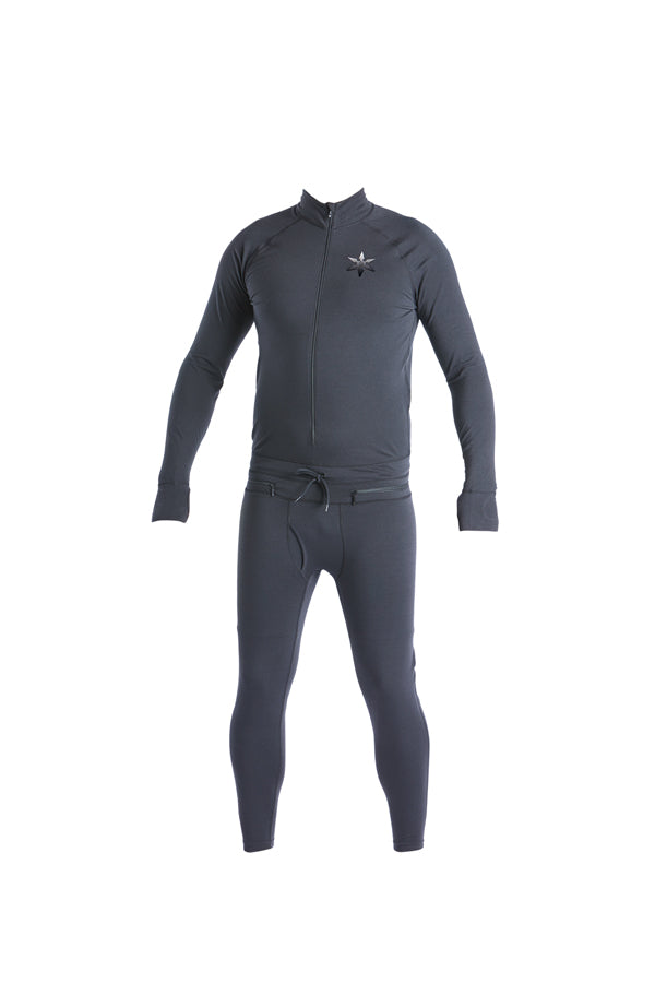 Airblaster Mens Hoodless Ninja Suit Black 2021