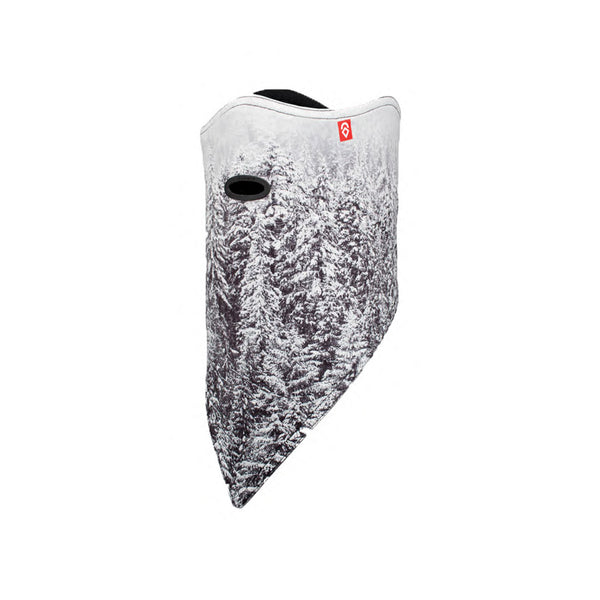 Airhole Facemask Standard 2L 10K Softshell Snow Ghosts 2021
